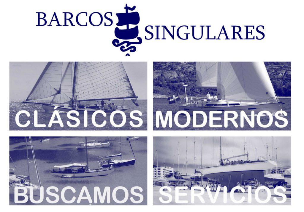 BARCOS-SINGULARES